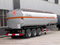 3 Axle 50000liter 10000gallon Fuel Road Tanker 40cbm Fuel Tank Trailer