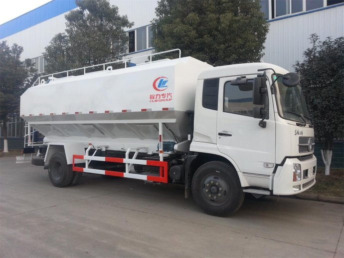 Sinotruk HOWO 20 Tons Bulk Feed Transport Truck hot sale