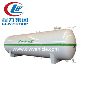 65cbm Liquid Propane Storage Tanks for Sale