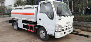 Brand New Small 5cbm 5000liters Fuel Refueling Truck