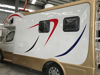 Hot Sales Wonderful RV Comfortable Motor Homes for Travelling