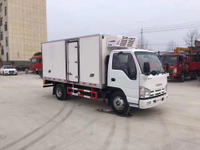Want to make money in the heat of summer? Pick up a cold chain transport light truck